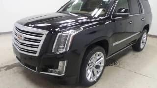 Download 2017 Cadillac Escalade Platinum Video