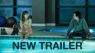 Download FIVE FEET APART - Trailer #2 - HD (Haley Lu Richardson, Cole Sprouse) Video