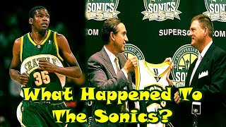 Download How The Seattle Supersonics REALLY Lost Their NBA Team Video