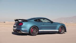 Download 2020 Mustang Shelby GT500 Broll Video