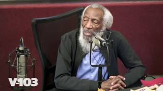 Download Comedian/Social Activist Dick Gregory In Studio With Ryan & Wanda Video