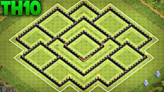 Download ALDEA DE FARMING | HÍBRIDA | Ayuntamiento 10 | TH10 | Diseño De Aldeas | 2018 | YuniorYT Video