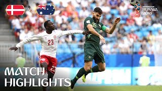 Download Denmark v Australia - 2018 FIFA World Cup Russia™ - Match 22 Video