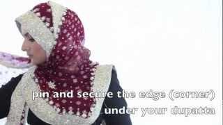 Download InStyleHijab: Sobia's Signature Dupatta Hijab Style Video