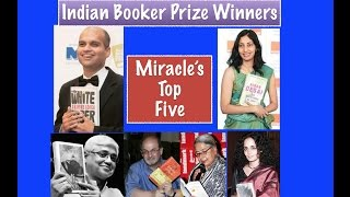 Download Miracle's Top Five : Indian Booker Prize winners [Man Booker] Video