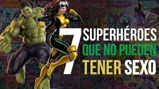 Download 7 Superhéroes que No Pueden Tener SEXO Video