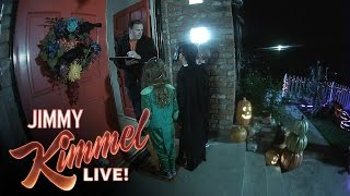 Download Cousin Sal Tricks Trick or Treaters 2016 Video