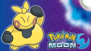 Download Pokemon: Moon - Makuhita Video