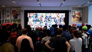 Download Super Smash Bros. Ultimate Direct 11.1.2018 Live Reactions at Nintendo NY Video