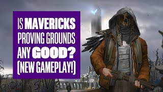 Download Is Mavericks: Proving Grounds any good? (Mavericks Proving Grounds gameplay) Video