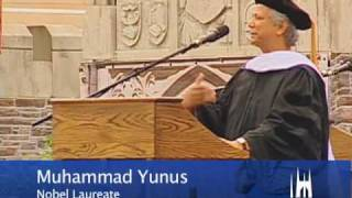 Download Muhammad Yunus at Duke University Video