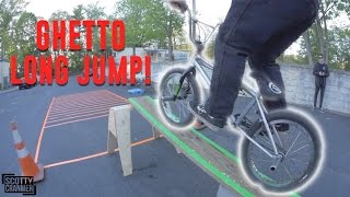 Download GHETTO BMX LONG JUMP CHALLENGE! Video
