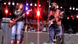 Download Otis Taylor burns up Telluride Blues and Brews Festival 2009 Video
