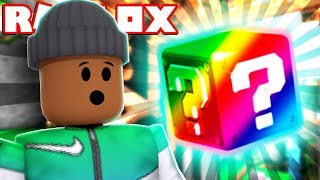 Download OPENING THE NEW RAINBOW BLOCK!!   Roblox Lucky Blocks Video