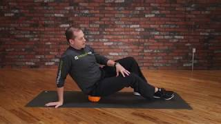 Download GRID Ball: How to Release Tight Glutes with 5-inch Massage Ball Video