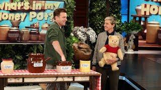 Download Ewan McGregor Plays 'What's in My Honey Pot?' Video
