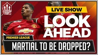 Download West Bromwich Albion vs Manchester United Preview | Anthony MARTIAL Faces The Chop Video