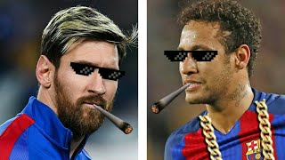 Download Lionel Messi & Neymar Jr ● Best Thug Life Compilation | HD Video