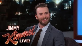 Download Chris Evans Invited Gronk to the Captain America Premiere Video
