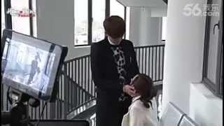 Download Trương Hàn - Triệu Lệ Dĩnh - Hậu Trường Sam Sam Đến Rồi Video