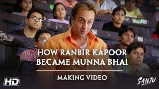 Download SANJU: Ranbir Kapoor to Munna Bhai - The Transformation | Rajkumar Hirani | In Cinemas Now Video