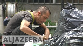 Download Venezuela crisis: Many struggling to feed themselves Video