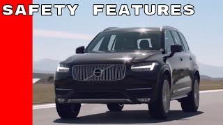Download 2017 Volvo XC90 Safety Technology and Crash Test Video