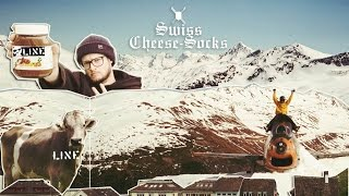 Download LINE Traveling Circus 8.2 Swiss Cheese Socks Video