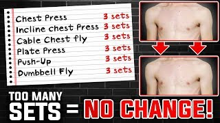 Download 3 Sets Per Exercise Is Killing Your Gains! | HUGE MISTAKE! Video