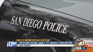 Download Study shows San Diego police officers more likely to search blacks, Hispanics during traffic stops Video