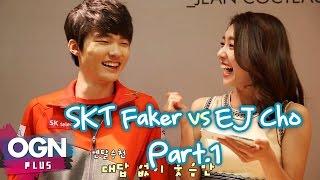 Download SKT T1 Faker vs EJ Cho Part.1 [ENG Sub] [Speed Gaming of EJ Cho] - [OGN PLUS] Video
