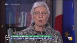 Download Omnibus - Il folle caso di Saronno e la fiducia nei medici (Puntata 03/12/2016) Video
