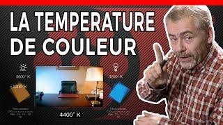 Download LA TEMPERATURE DE COULEUR - La balance des blancs Video
