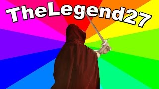 Download What Is TheLegend27 Meme? The history and origin of I'm suppose to be playing Game Of War but... Video