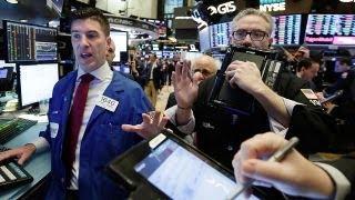 Download Dow Jones jumps on OPEC announcement Video