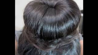 Download 5 Min Hair: Donut Sock Bun or Top Knot Tutorial using NO HEAT Video
