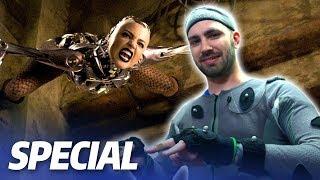 Download Dominik - Battle Angel! | Cyborg-Transformation zu ALITA BATTLE ANGEL Video