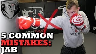 Download 5 Common Jab Mistakes: This Should be Your Best Punch! Video