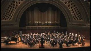 Download UMich Symphony Band - Shostakovich Festive Overture Video