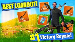 Download Getting The BEST LOADOUT In Fortnite Battle Royale! Video