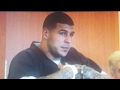Download Aaron Hernandez Letter To Prison Inmate Causes A Stir Video
