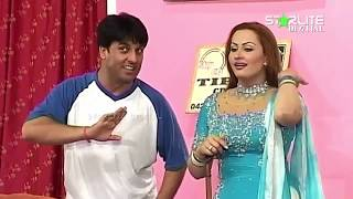 Download Best Of Nargis and Babbu Braal New Pakistani Stage Drama Full Comedy Funny Clip Video