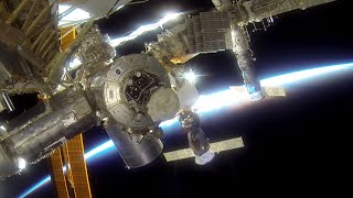 Download Action Cam Footage From U.S. Spacewalk #30 Video
