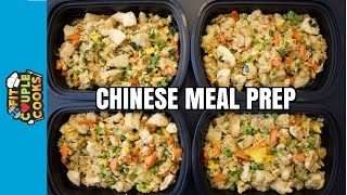 Download How to Meal Prep - Ep. 37 - CHINESE CHICKEN FRIED RICE ($2/Meal) Video