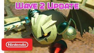 Download Kirby Star Allies: Wave 2 Update - Dark Meta Knight - Nintendo Switch Video