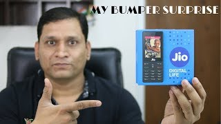 Download Jiophone Unboxing with Bumper Surprise Only for YOU :) Video