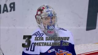 Download KHL Top 10 Saves for Week 13 Video