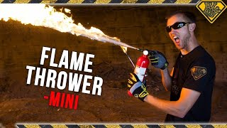 Download How to Build a Mini Flamethrower Video