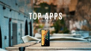 Download Top Android Apps! (September 2018) Video