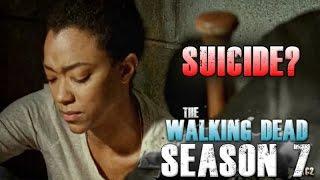 Download The Walking Dead Season 7 Finale – Will Sasha Commit Suicide? Video